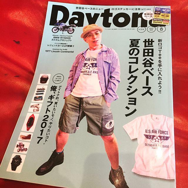 Daytona 8月号 本日発売でございます️DCC はポーターとシルバラード️あのお方も誌面デビューですw#daytona #daytonamagazine #daytonamagazinejapan #dcc #mazda #porter #chevrolet #silverado #レストア #鈑金塗装 #千葉北