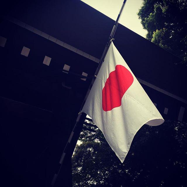 終戦の日#終戦記念日 #終戦の日 #黙祷