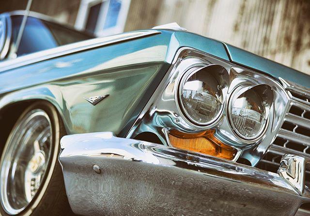 Photo from @daytona_magazine #impala #impalawagon #62impalawagon #longroof #chevorlet #chevy
