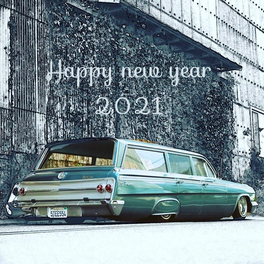 Happy New Year️Best wishes for successful and rewarding year.明けましておめでとうございます️2021 色々大きく変わりそうな年です今年もよろしくお願いします。#2021 #謹賀新年