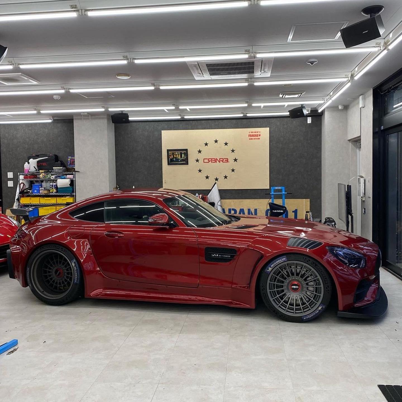 For sale by owner️Paint&Bodywork @bodyshop_dmc #Repost @shoot_blast_allbet with @make_repost・・・CRBNRE AMG GTSDMC×BLAST special edition・・For Sale!!!!!!・・AMG GT S Carbon package・・ついにused carで、CRBNRE AMGが登場しました♪・・お早めに!!!!!!・・お問い合わせお待ちしております♪♪♪・・#usedcarsforsale #amg #amggt #amggtr #amgc63 #amggts #blastcustomworks #forsale #cheaper #rotiform #kw #mercedes #mercedesamg #mercedesbenz #中古車 #中古車販売 #中古車探し #中古車カスタム #中古車探されてる方 #ブラスト